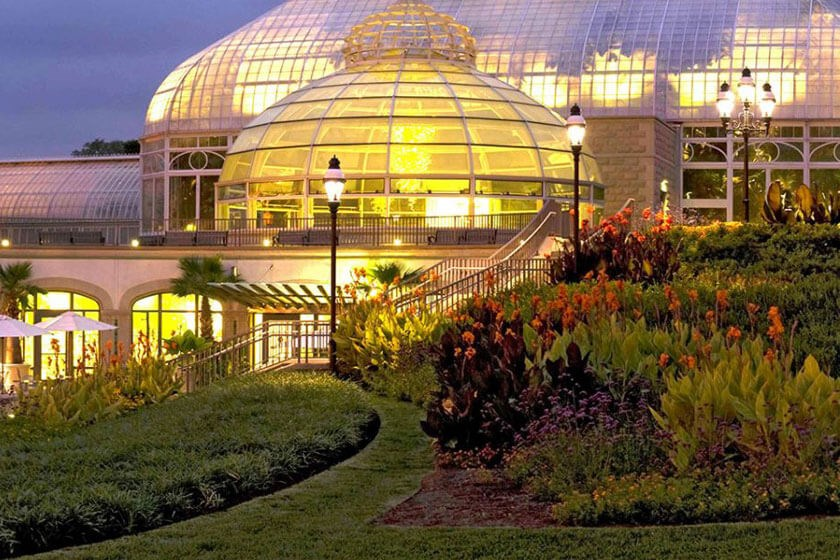 About Phipps Conservatory